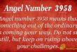 3958 angel number