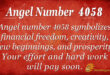4058 angel number