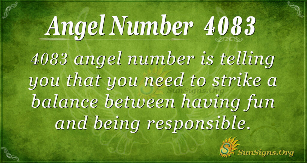 4083 angel number