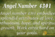 4301 angel number