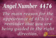 4476 angel number