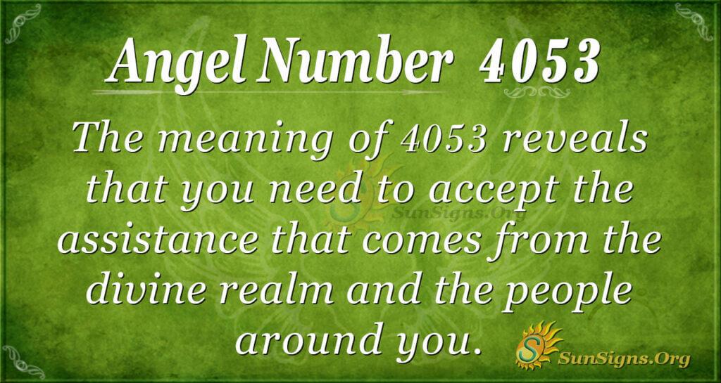 4503 angel number
