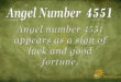 4551 angel number