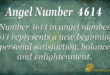 4614 angel number