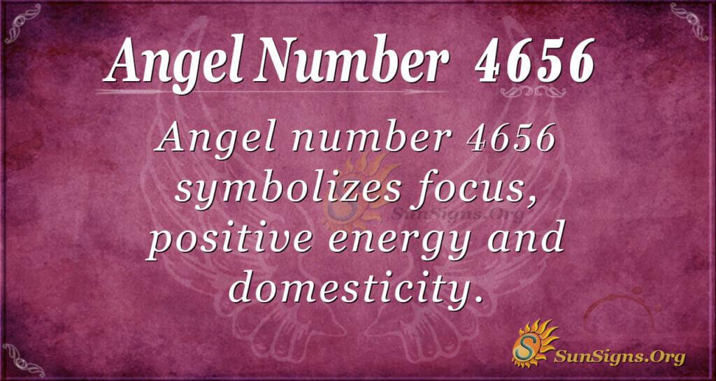4656 angel number