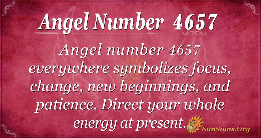 4657 angel number