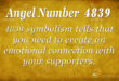 4839 angel number