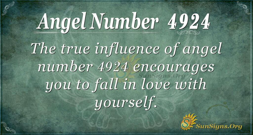 4924 angel number
