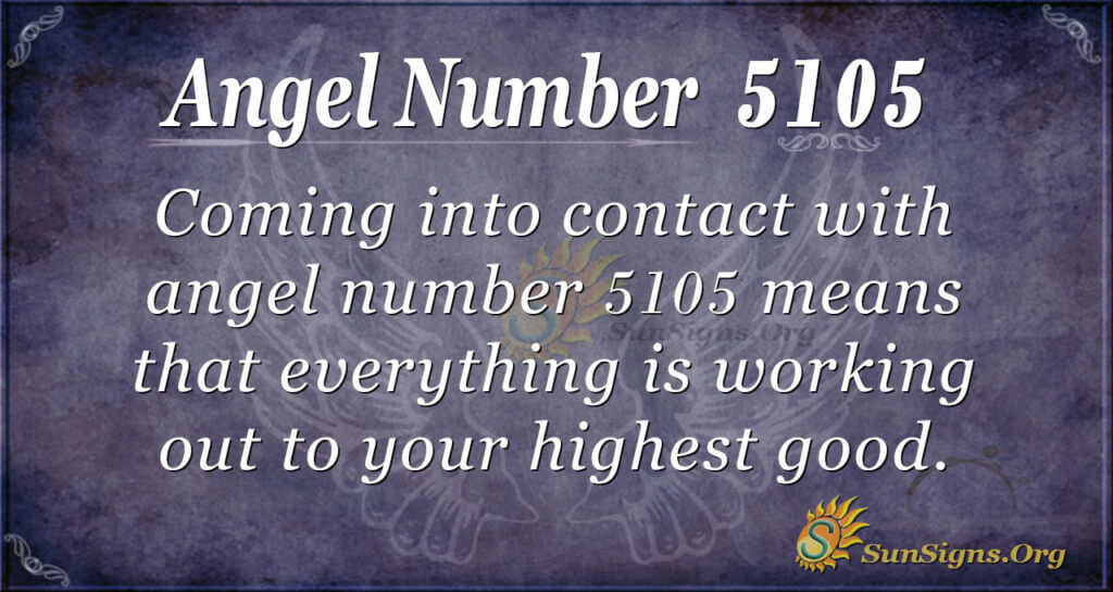 5105 angel number