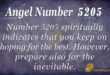 5205 angel number