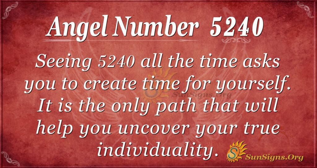 5240 angel number