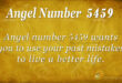 5459 angel number