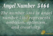 5464 angel number