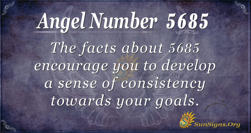 5685 angel number