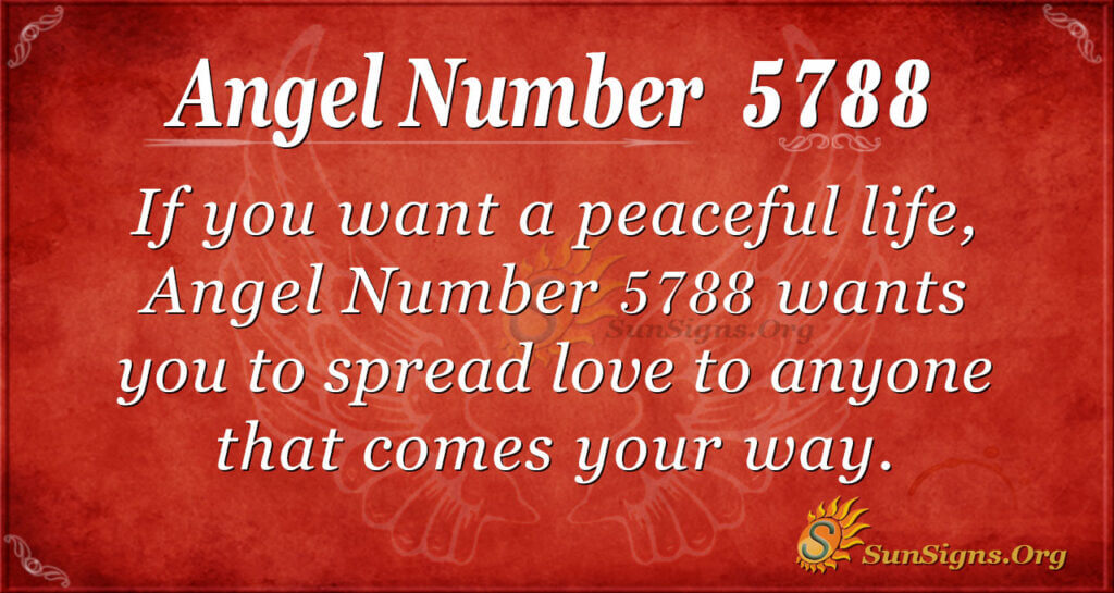 5788 angel number