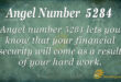 5284 angel number