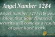 5284 angel number