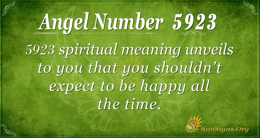 5923 angel number