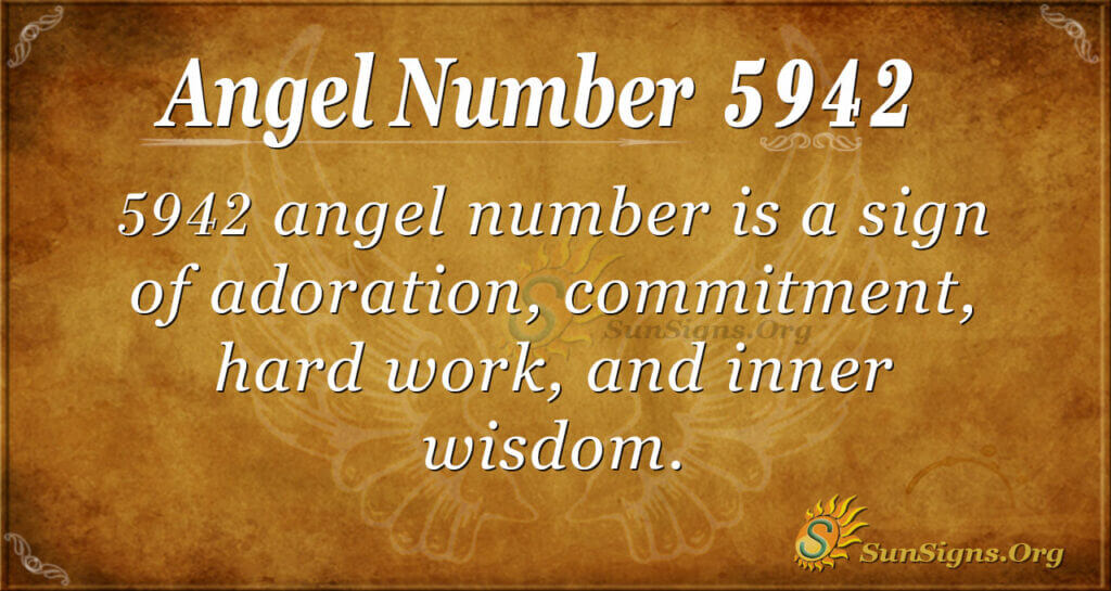 5942 angel number