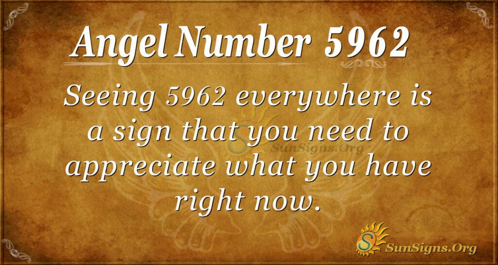 5962 angel number