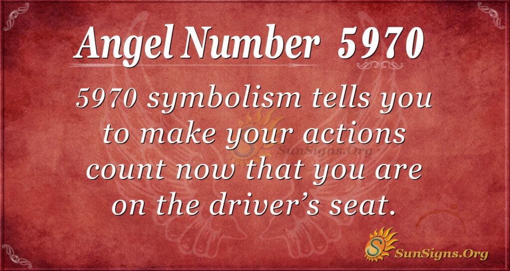 5970 angel number