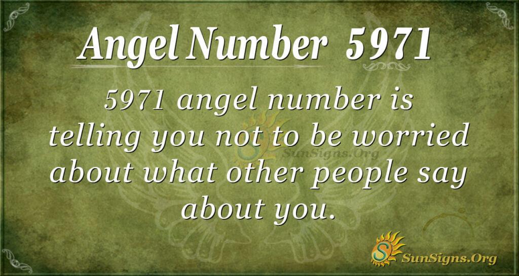 5971 angel number