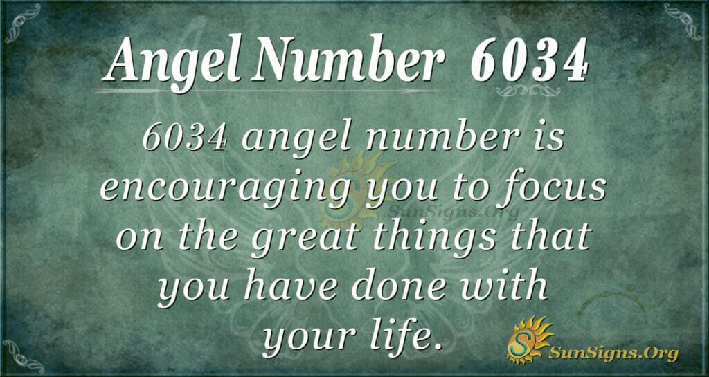 6034 angel number