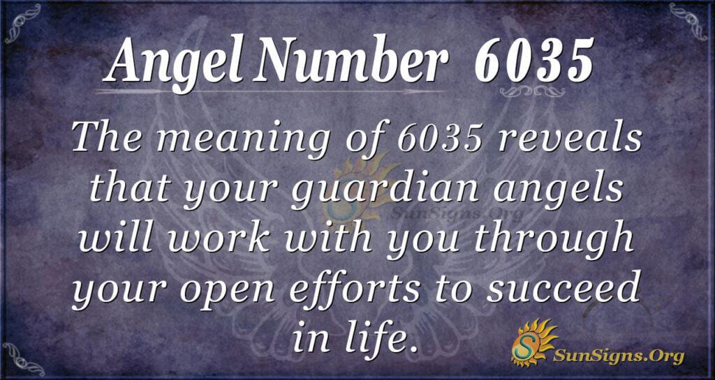 6035 angel number