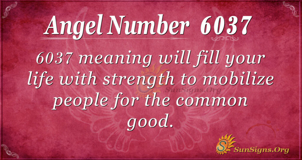 6037 angel number