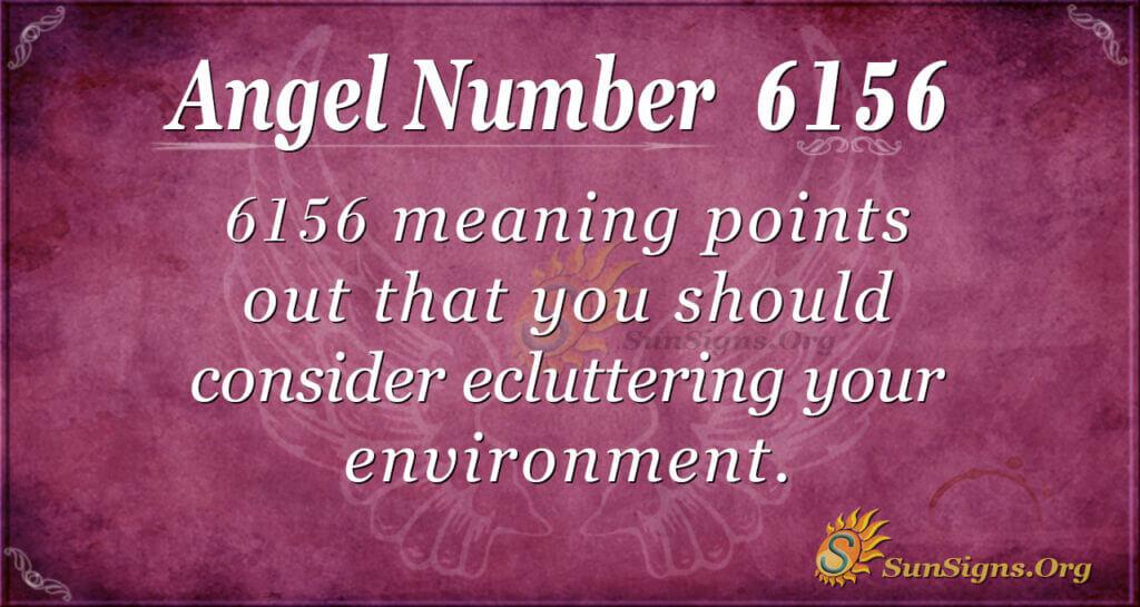 6156 angel number