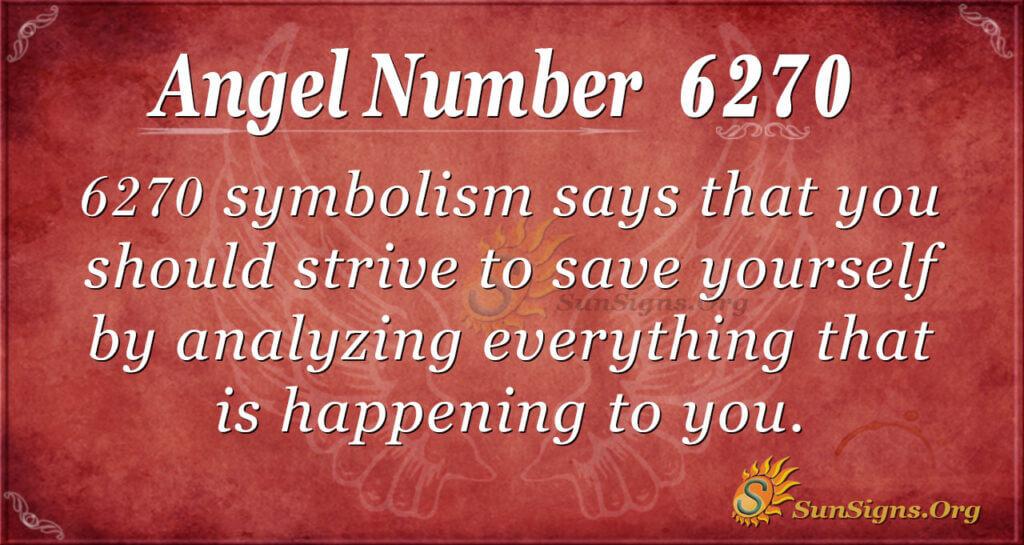6270 angel number