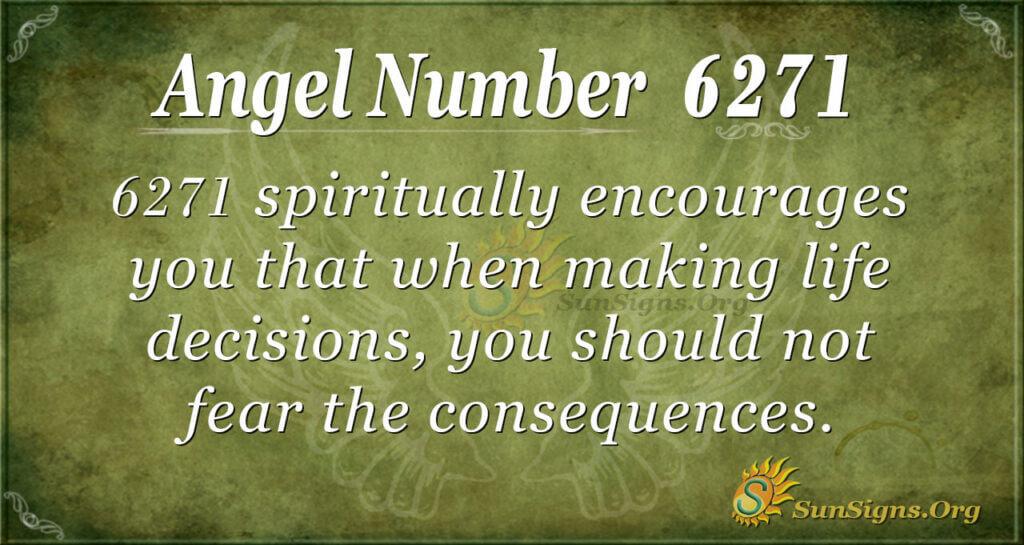 6271 angel number
