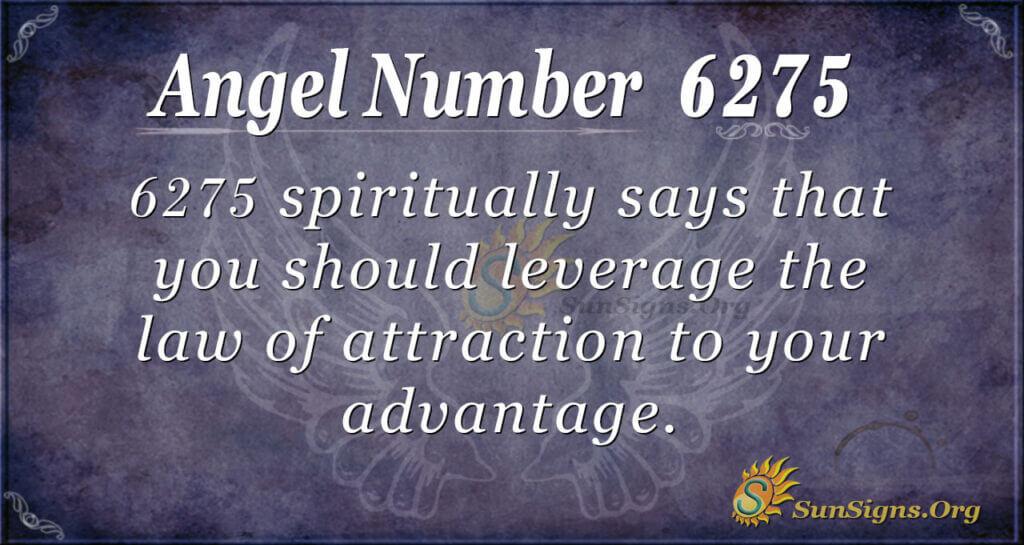 6275 angel number