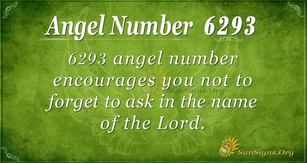 6293 angel number