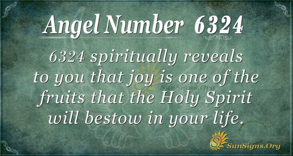 6324 angel number