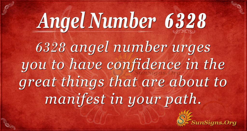 6328 angel number