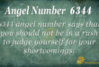 6344 angel number