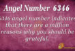 6346 angel number
