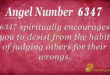 6347 angel number