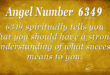 6349 angel number