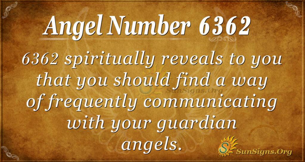 6362 angel number