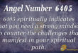 6405 angel number