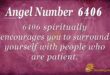 6406 angel number