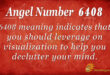 6408 angel number