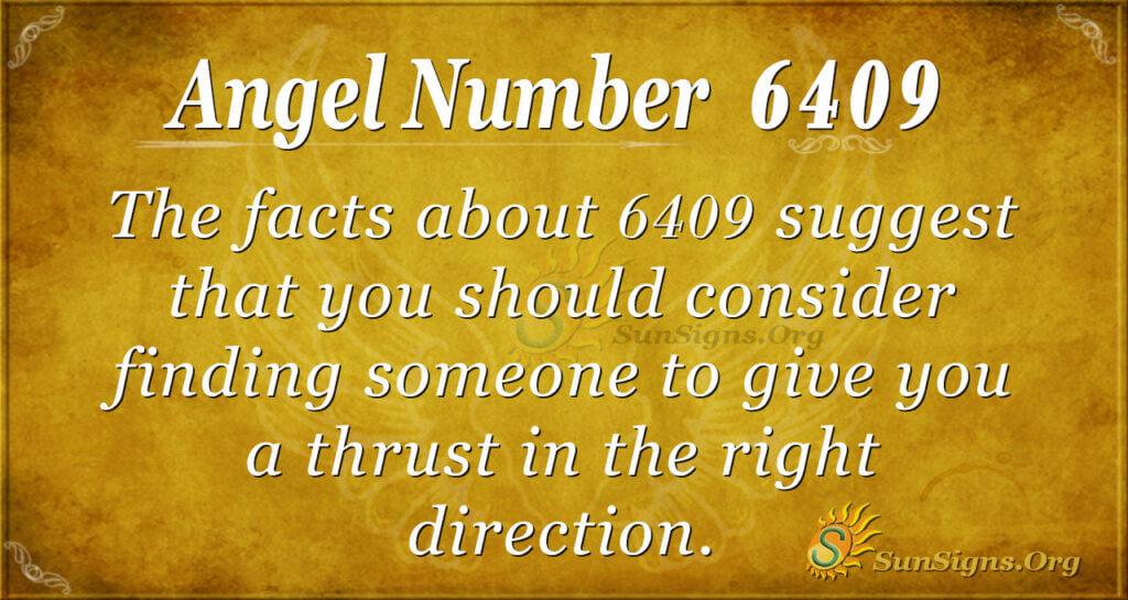 6409 angel number