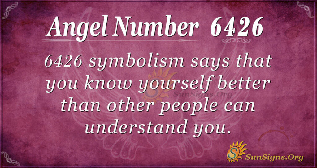 6426 angel number