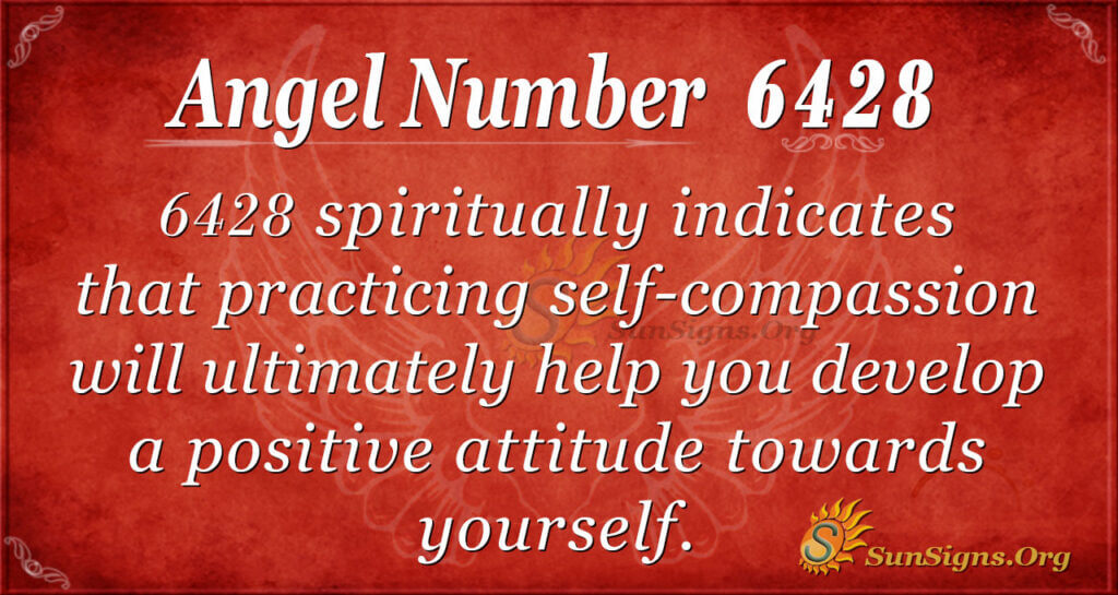 6428 angel number