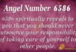 6586 angel number