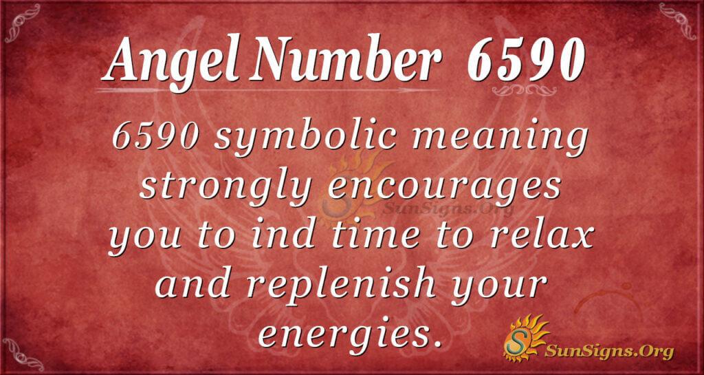 6590 angel number