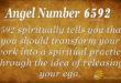 6592 angel number